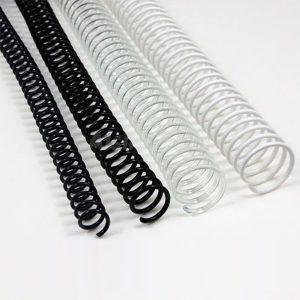 Espirales para encuadernar
