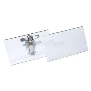 Porta credencial rígido - AlsinaPlast